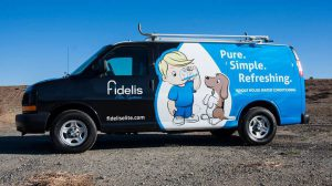 Fidelis Elite Installation Van
